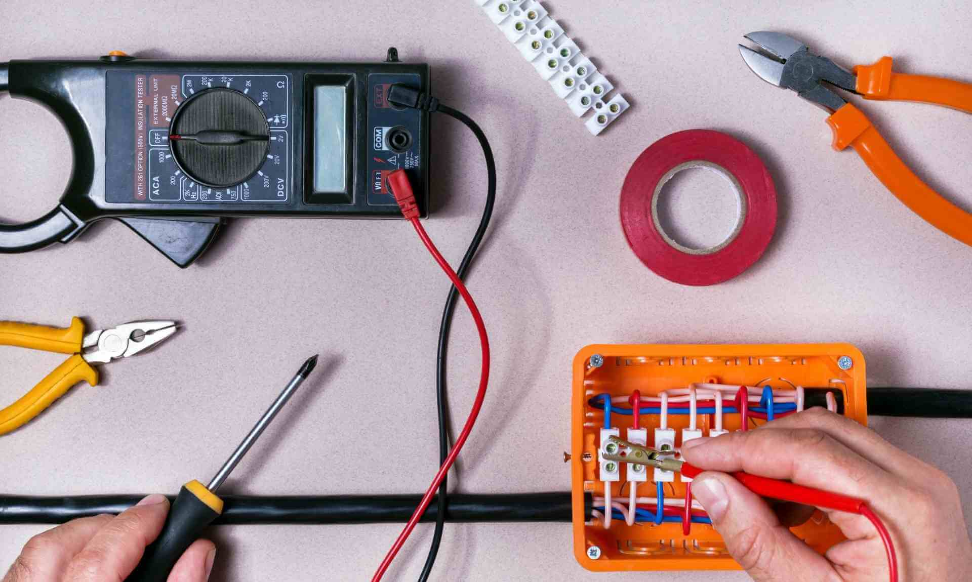 Technicus elektrotechniek niveau 4 opleiding